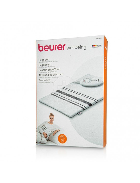 BEURER - Ηλεκτρική Θερμοφόρα HK25