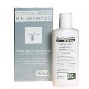 Helsinki Formula [H.F.] Shampoo Σαμπουάν κατά της Τριχόπτωσης, για Κανονικά & Λιπαρά Μαλλιά, 200 ml