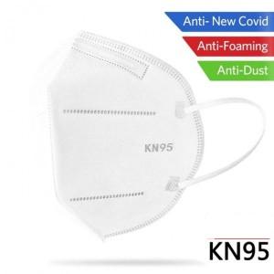 KN95 Μάσκα Προσώπου FFP2 3D με προδιαγραφή για ιούς
