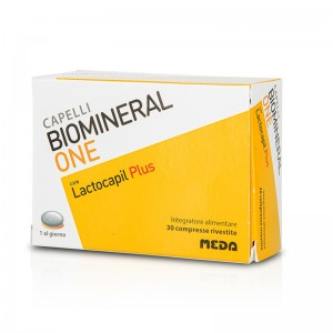 BIOMINERAL - One with Lactocapil Plus - 30caps