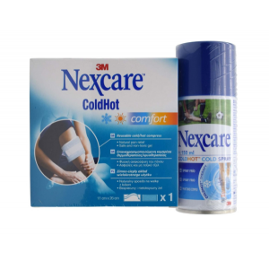 ColdΗot Comfort ColdHot Therapy 11cm x 26cm και ΔΩΡΟ Nexcare ColdHot Cold Spray 150ml