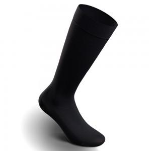 VARISAN LUI Ανδρικές Κάλτσες Διαβαθμισμένης Συμπίεσης Μαύρο 18mmHg