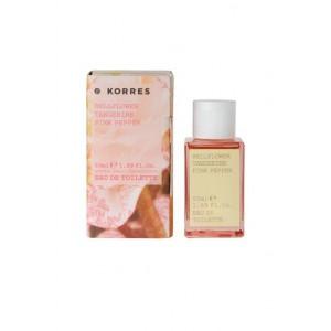 Korres Eau de Toilette Bellflower Tangerine & Pink Pepper Γυναικείο Άρωμα με Κόκκινο Μανταρίνι & Ροζ Πιπέρι 50ml