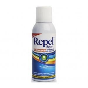 REPEL Spray Άοσμο Εντομοαπωθητικό - 100ml