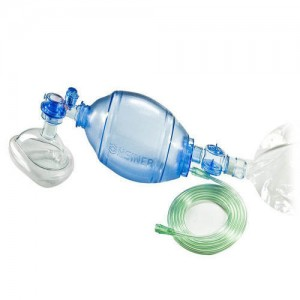 Ambu Manual Resuscitator PVC/Silicone Συσκευή ανάνηψης σιλικόνης