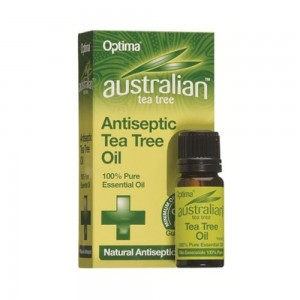 Optima Αυστραλίας Tea Tree Oil Αντισηπτικό Αντισηπτικό Έλαιο 10 ml.