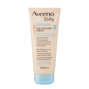 Aveeno Baby Dermexa Daily Emollient Cream Ενυδατική Κρέμα Σώματος για Ατοπική Επιδερμίδα 200ml