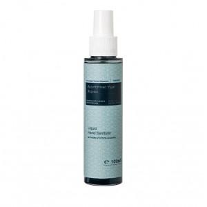 Korres Liquid Hand Sanitizer Αντισηπτικό Υγρό Χεριών σε Spray με 80% Αιθυλική Αλκοόλη, 100ml