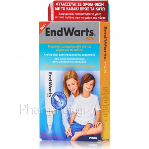 EndWarts Pen 3ml - Στυλό για θεραπεία των μυρμηγκιών