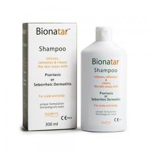 Bionatar Shampoo 300ml Kατα της Ψωριασης