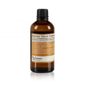 The Pionears Body Hair Oleum Treatment Βαθια Ενυδάτωση & Προστασία 100ml