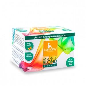 Carnaby Magic Blond Cream, Απαλή Αποχρωστική Κρέμα 30gr