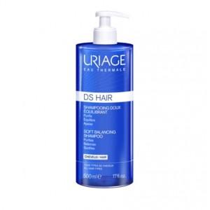 URIAGE DS HAIR Soft Balancing Shampoo (500ml)