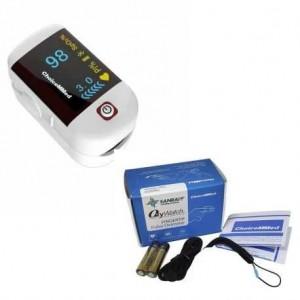 ChoiceMMed Oxy Watch Bluetooth Fingertip Pulse Oximeter Οξύμετρο MD300C228, 1 τεμάχιο
