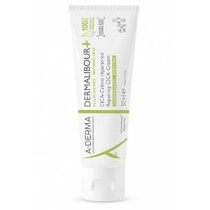 A-derma Dermalibour Cica-Cream 100% Φυσικής Προέλευσης, 50ml