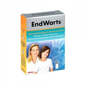 EndWarts Solution Τοπικό Διάλυμα για την απομάκρυνση των μυρμηγκιών, 5ml