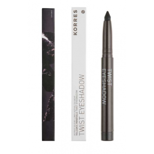 Korres Eyeshadow Twist Volcanic Minerals 98 Metallic Black 1.4g