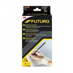 Futuro Deluxe Νάρθηκας Στήριξης Αντίχειρα Για δεξί & αριστερό χέρι. Μέγεθος Small / Medium