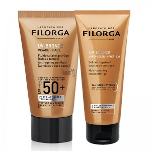 Filorga Πακέτο Uv Bronze Face 40 Ml + After Sun 50ml