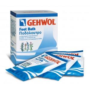 Gehwol Foot Bath Ποδόλουτρο για πονεμένα και κουρασμένα πόδια. 200g