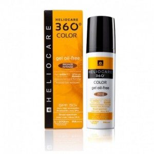 HELIOCARE 360 Color Gel Oil-Free Bronze Intense SPF50+ 50ml