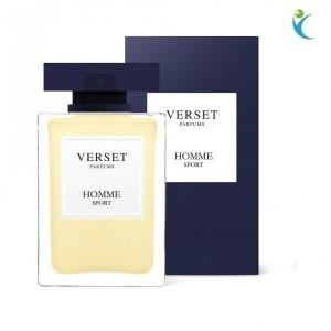 Verset Homme Sport Eau de Parfum, Άρωμα Ανδρικό 100ml