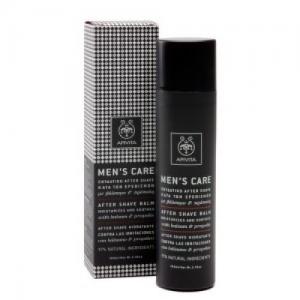 Apivita Men's Care Ενυδατικό After Shave Κατά Των Ερεθισμών με Βαλσαμο & Προπολη 100ml