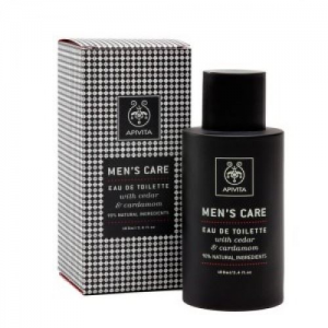 Apivita Men's Care Eau de Toilette Άρωμα 100ml