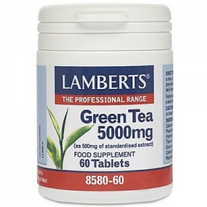 Lamberts Green Tea 5000 mg  60tabl