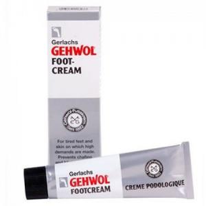 Gehwol Foot Cream Gerlachs 75ml Καταπονημένο Και Πληγωμένο Δέρμα Ποδιών