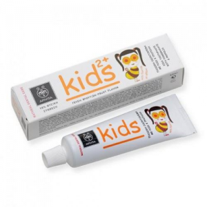 Apivita Natural Care Kids 2+ Γευση Φρουτων 50ml