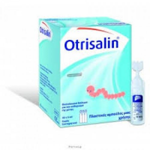 Otrisalin Αμπούλες αποστειρωμένου φυσιολογικού ορού 30amp x 5ml
