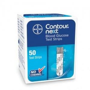 Bayer Contour Next ταινειες μετρησης ζαχαρου 50τμχ