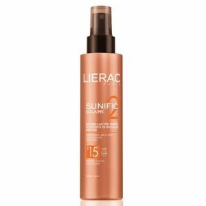 Lierac Sunific 2 Brume Lacte Corps SPF15 150ml