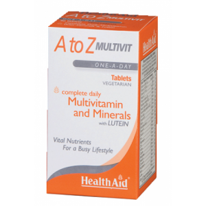 Health Aid A to Z  Multivit 30tab