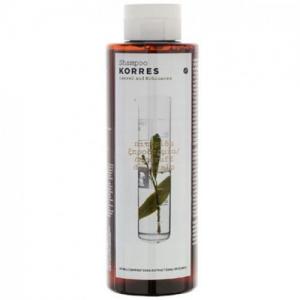 Korres Σαμπουαν Δαφνη & Echinacea  πιτυριδα, ξηροδερμια 250ml