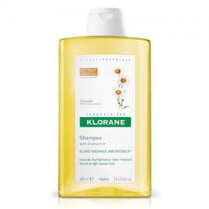 Klorane Shampoo Camomille Σαμπουάν με εκχύλισμα από χαμομήλι  200ml