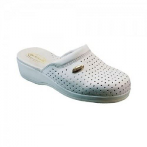 DR. Scholl's Clog Back Guard - Λευκό
