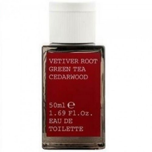 Korres VETIVER ROOT / GREEN TEA / CEDARWOOD Άρωμα για άνδρες 1,69Fl. Oz. 50mL