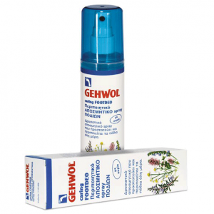 Gehwol Caring Footdeo Spray 150ml Αποσμητικό Spray Ποδιών