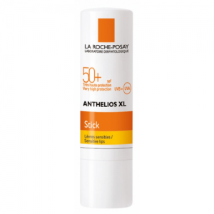 LA ROCHE-POSAY ANTHELIOS XL SPF 50+, Stick, Πολύ υψηλή προστασία για τα ευαίσθητα χείλη, 4,7m