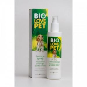 Bio Love Pet Spray 250ml,Λόσιον σπρέϋ για παράσιτα 250ml