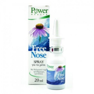 Power Health Free Nose Spray, 20ml