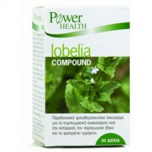 Power Health Lobelia Compound  30Tablets