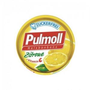 Pulmoll Καραμέλες με γεύση Λεμόνι & Βιταμίνη C 50gr