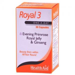 Health Aid Royal 3. 30 κάψουλες