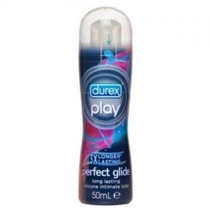 Durex Play Perfect Glide 3X Μεγαλυτερη Διαρκεια 50ml