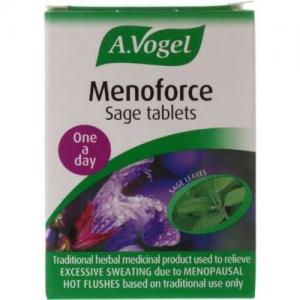 A.Vogel Menoforce Ταμπλέτες από φρέσκο φασκόμηλο για την εμμηνόπαυση 30 TABL