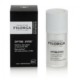 FILORGA Optim- Eyes ( Μαυροι Κυκλοι,Σακουλες,Ρυτιδες) Hyaluronic Acid +NCTF 15ml