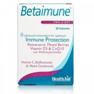 Health Aid Betaimune, 30caps